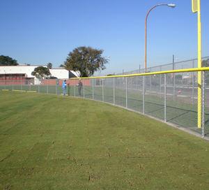 Centennial High School Softball Field