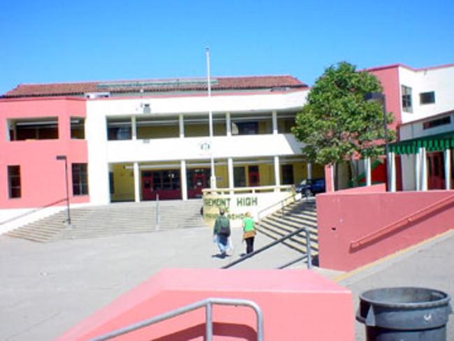 Fremont High School Phase 1 Villarruel Architects Inc