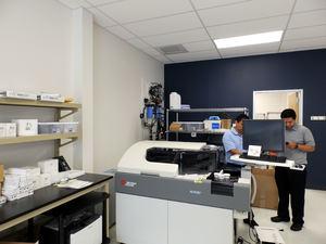 IDEXX Riverside Lab