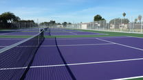 Centennial High School Tennis Courts