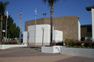 Compton Council Chamber