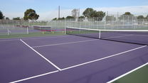 Dominguez High School Tennis Courts