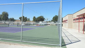 Roosevelt Middle School Tennis Courts