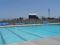 Rio Mesa High School Pool