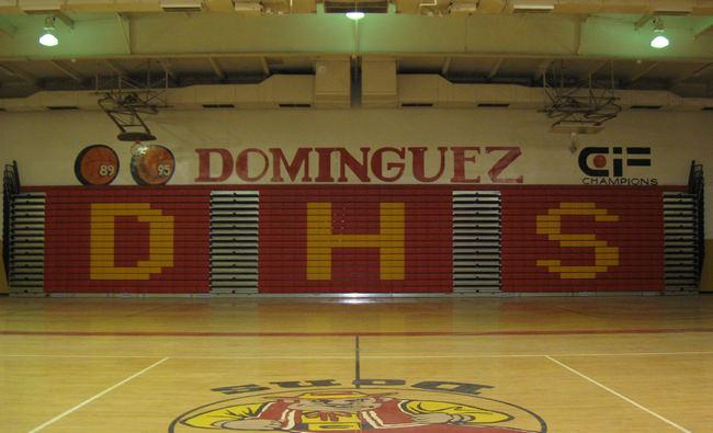 Dominguez High School In Compton