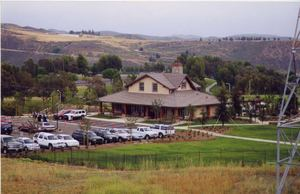 North Lake Welcome Center