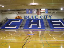 Compton High School Bleachers