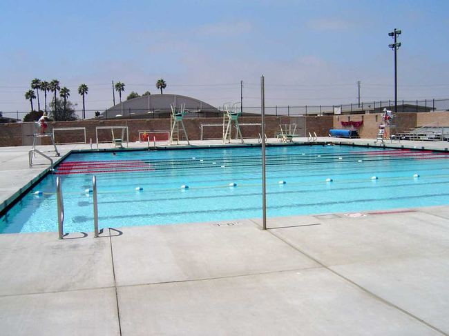 Rio mesa high school pool villarruel architects inc - West mesa high school swimming pool ...